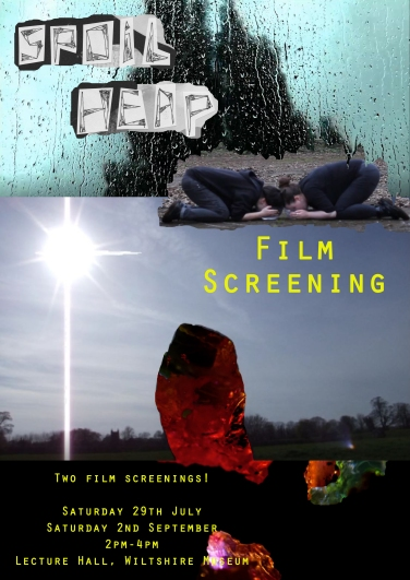 Devizes film screening poster